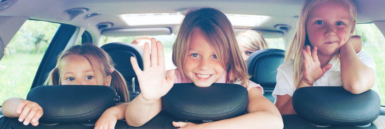 voyage avec des enfants conseils Norauto