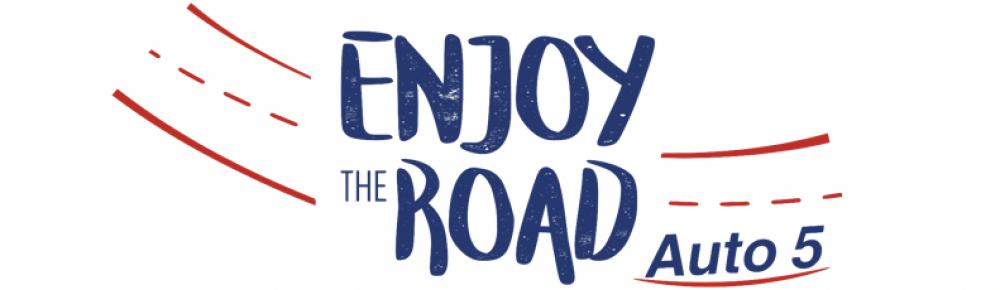 Enjoy the road